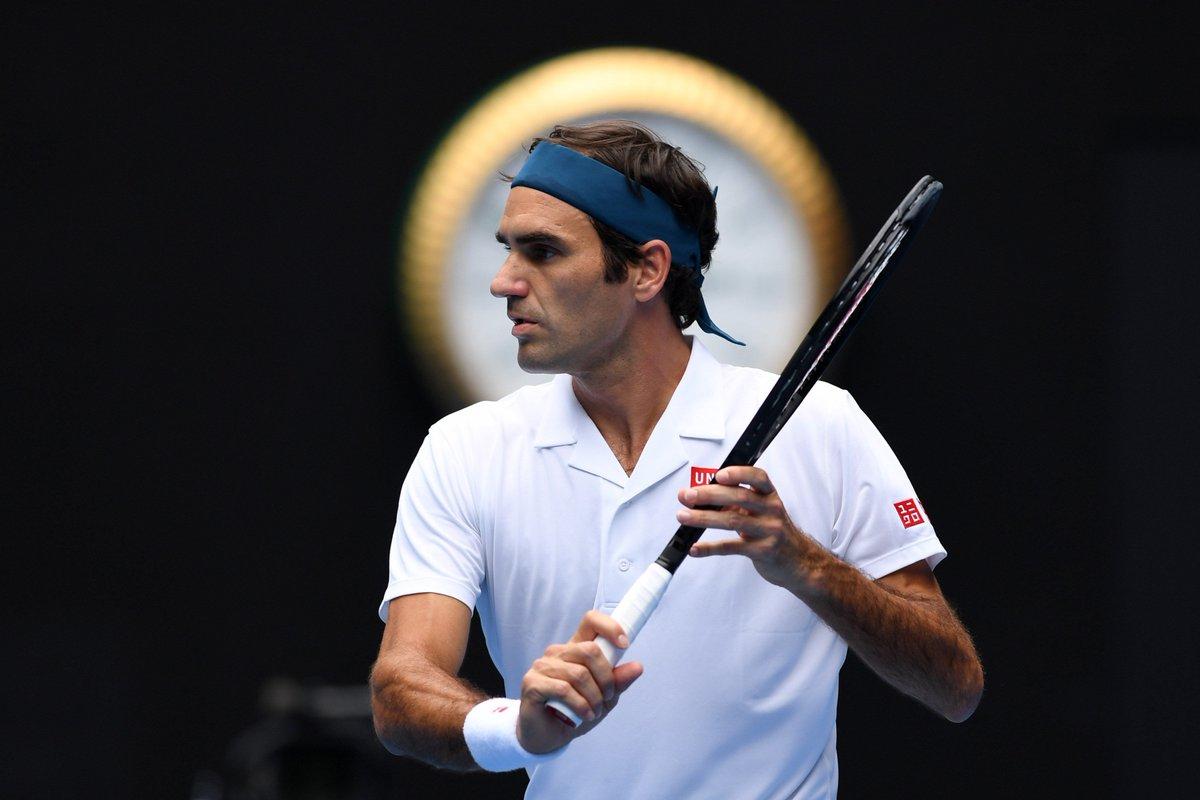 Federer 2R AO2019