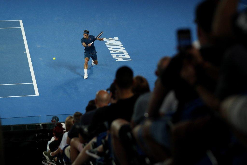 Federer AO 3R 2019