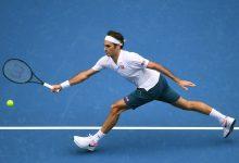Federer Evans AO 2019