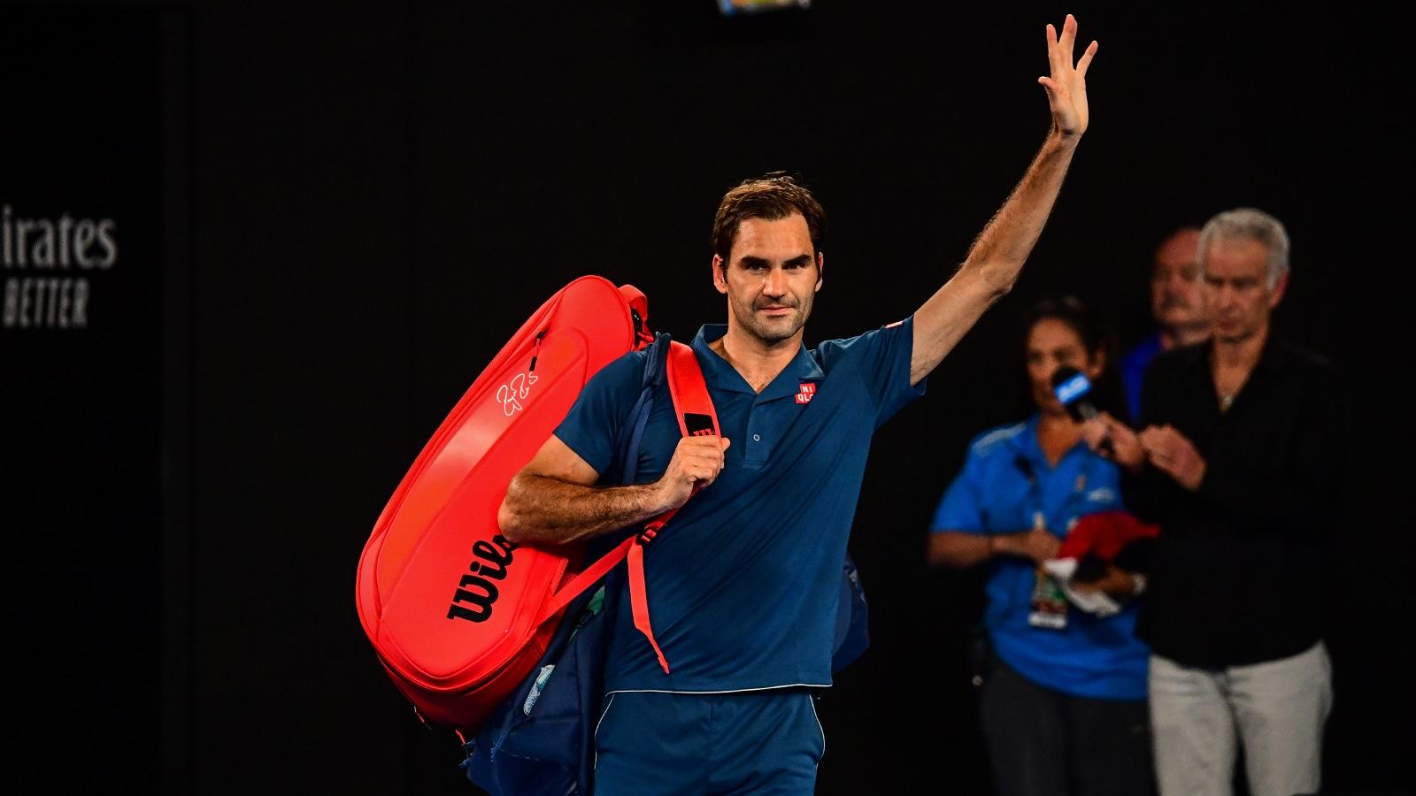 Federer AO 4R