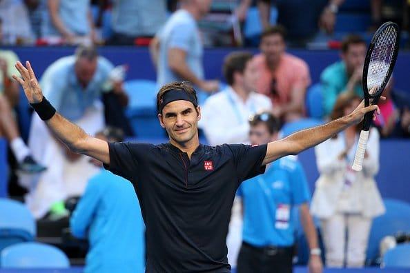 Federer Zverev Hopman