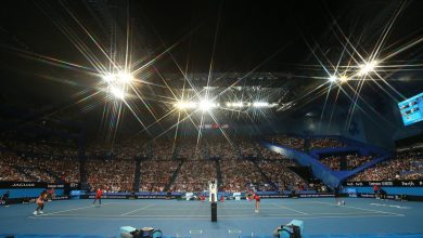 Photo of Team Switzerland See Off USA at the Hopman Cup