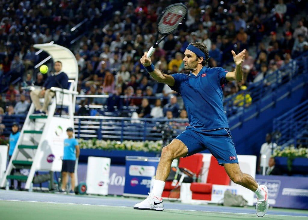 Federer Fiasco Dubai 2019