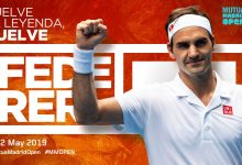 Photo of Federer Confirmed for Clay Court Comeback at Madrid Open