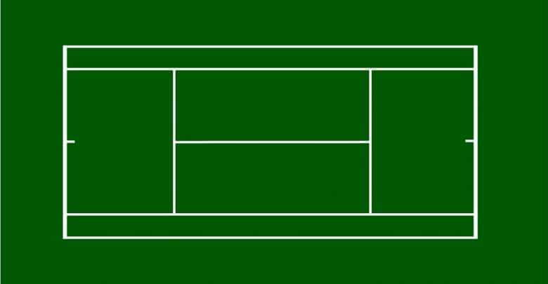 Tennis Court Dimensions How Big Is A Tennis Court Perfect Tennis