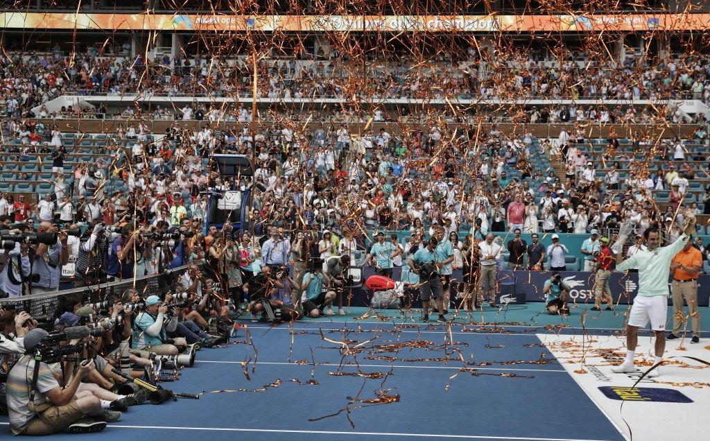 Fed Miami Open Winner