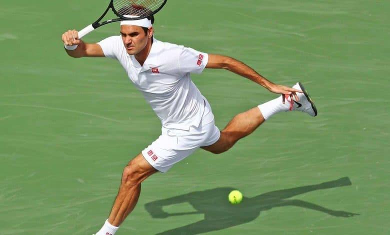 Federer 2R IW 19