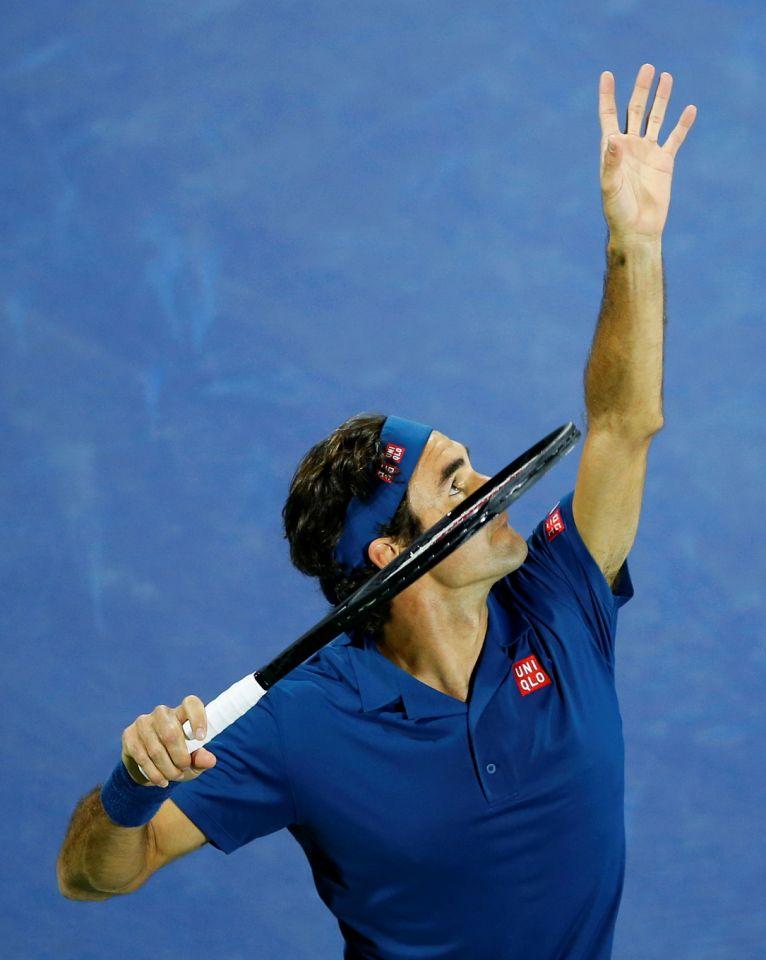 Federer Dubai Final