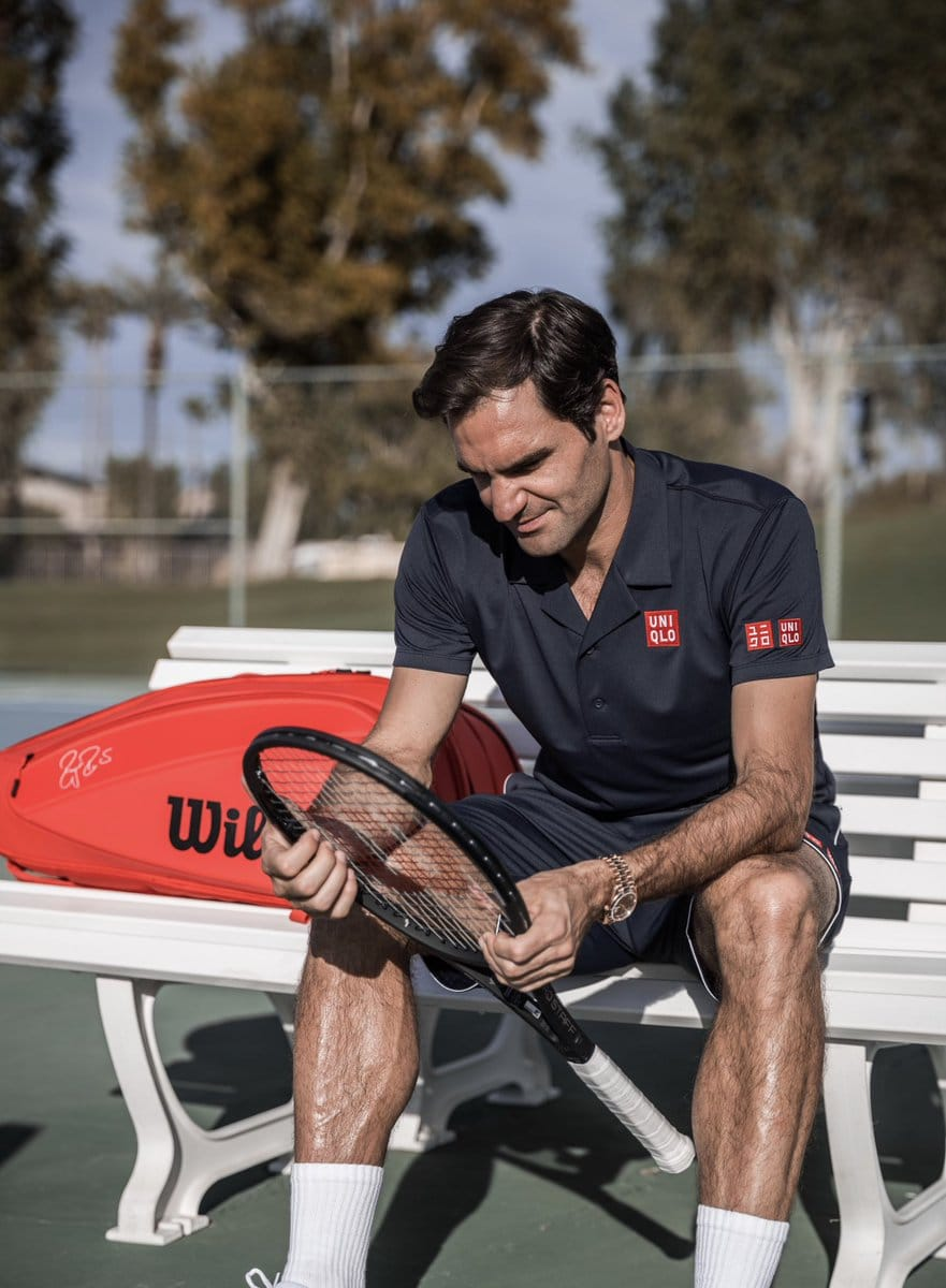 Federer Indian Wells Outfit 2019