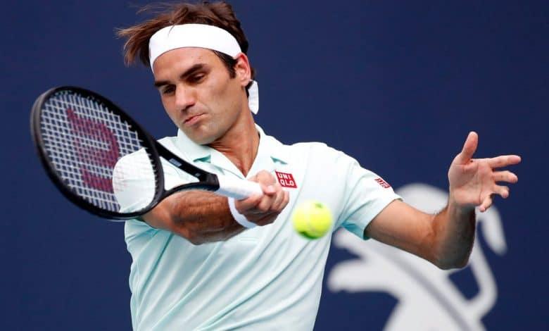 Federer Krajinovic Miami 19