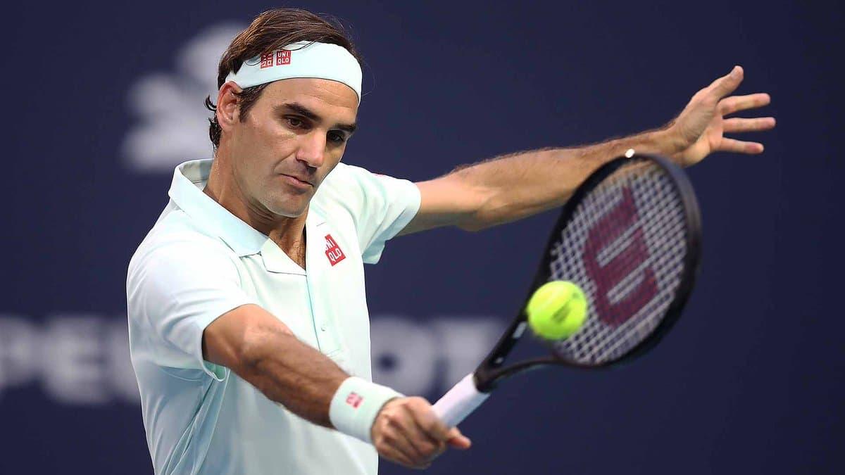 Federer Krajinovic Miami 2019