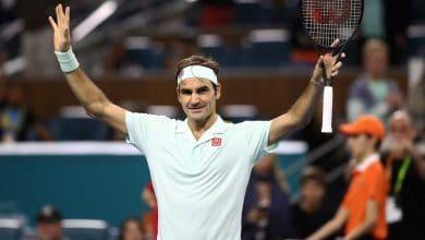 Photo of Federer Overwhelms Shapovalov to Make Miami Open Final