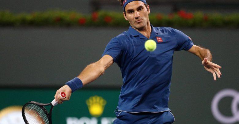 Federer Wawrinka Indian Wells 19