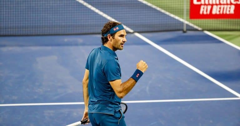 Flash Federer Moves Into 10th Dubai Final Perfect Tennis