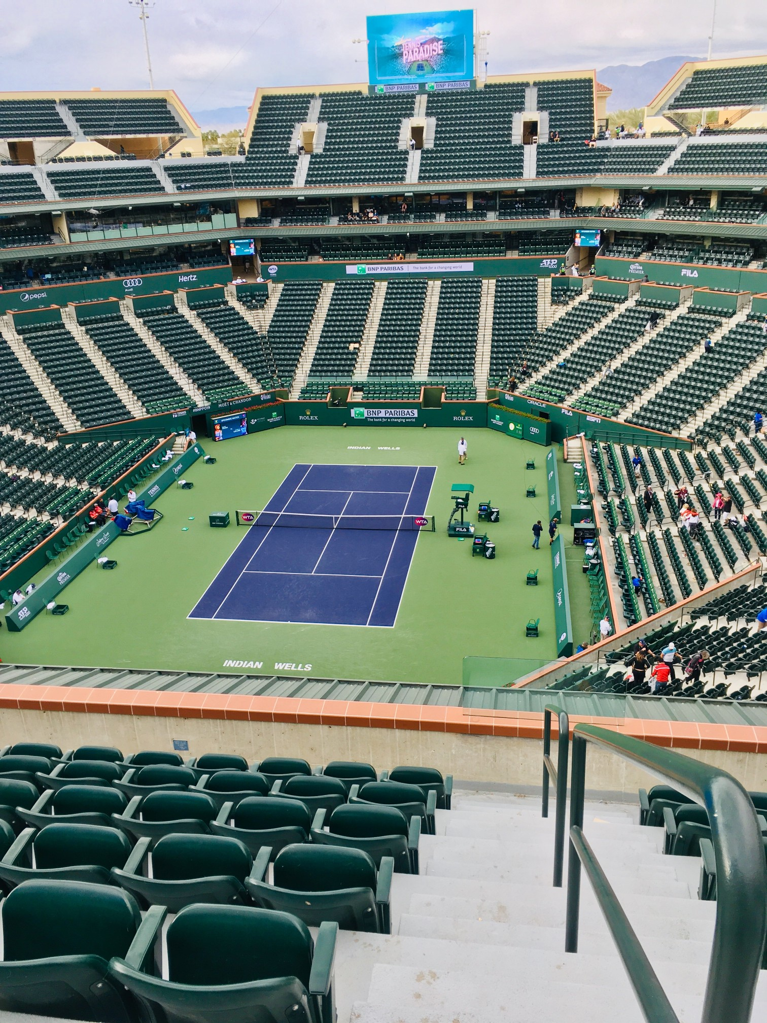 Stadium One Indian Wells