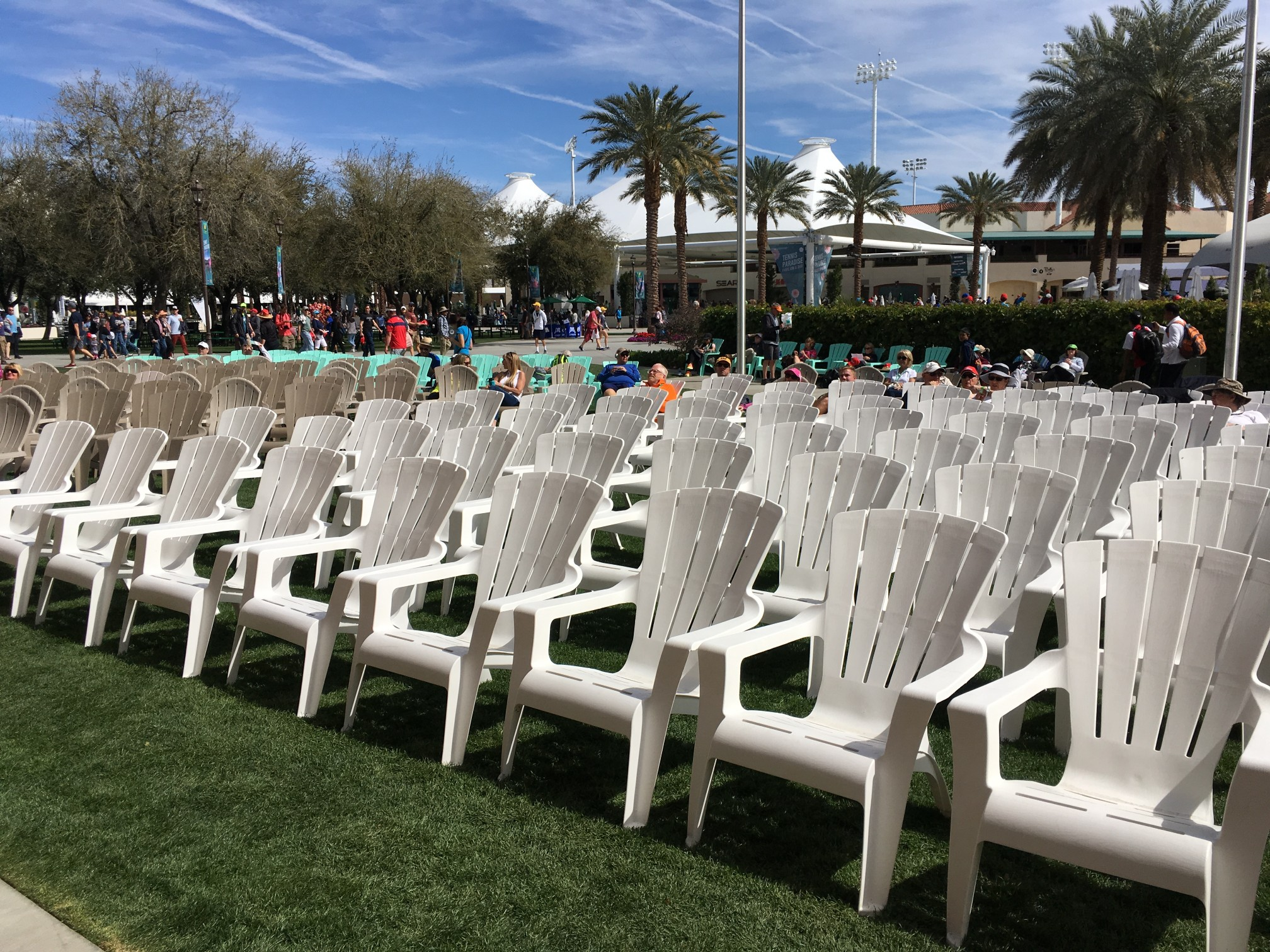 big screen indian wells