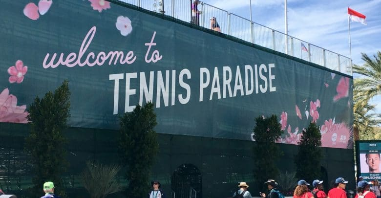 Not Exactly Paradise But It Wasnt Bad >> Tennis Paradise Perfect Tennis