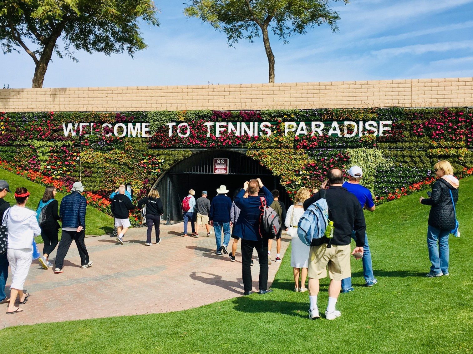 Welcome to Indian Wells