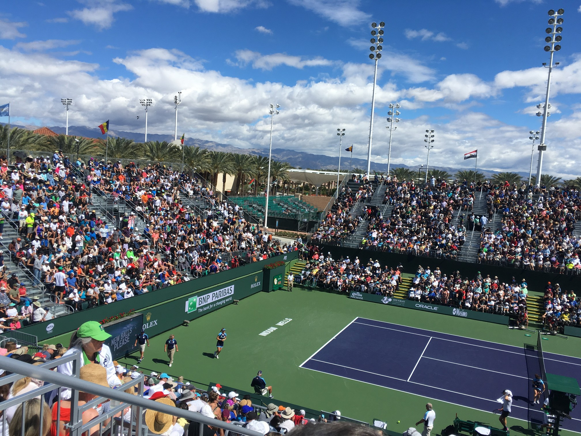 Stadium 3 Indian Wells