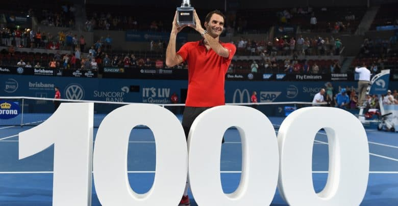 Federer Career Statistics