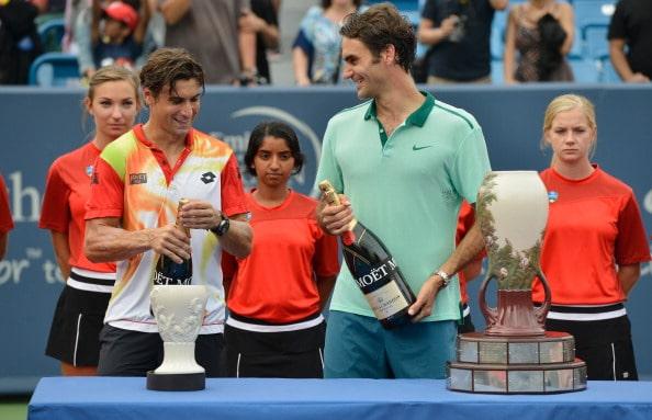 Federer Ferrer