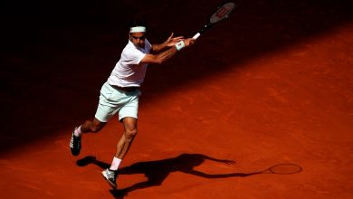 Photo of Federer Saves Two Match Points En Route to Monfils Win
