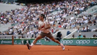 Photo of Classy Federer Moves into 3rd Round at French Open