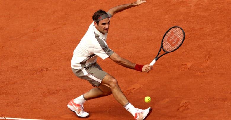 Federer Ruud FO