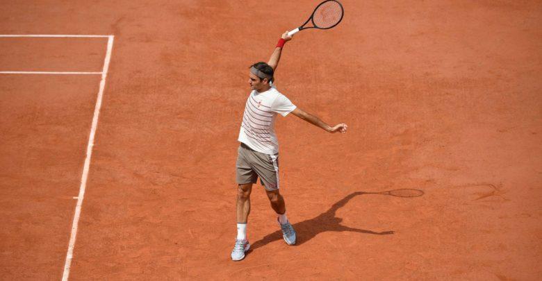 Federer Save Match points