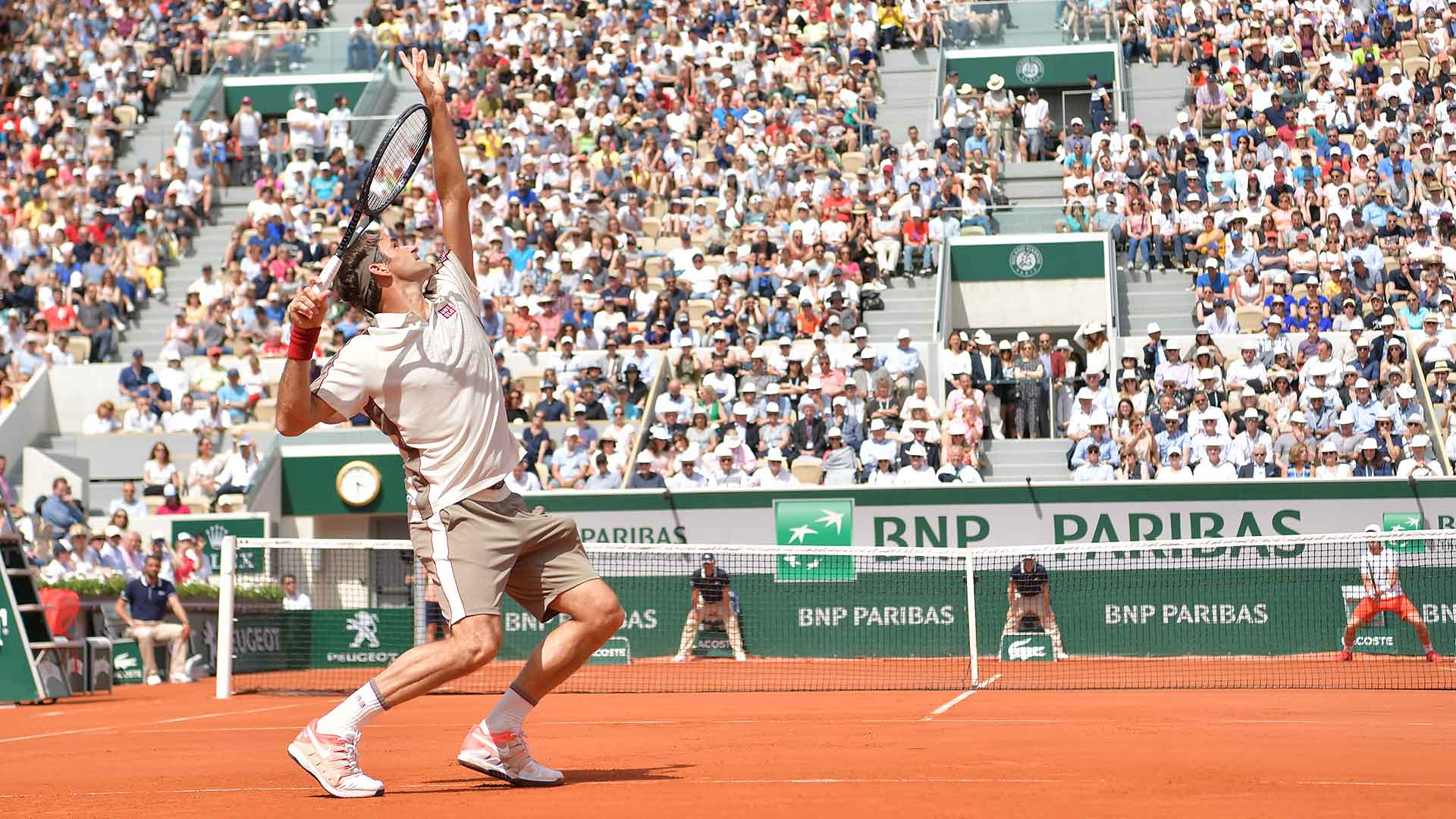 federer ruud french open 2019