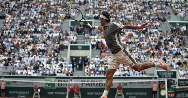 Federer FO QF 2019
