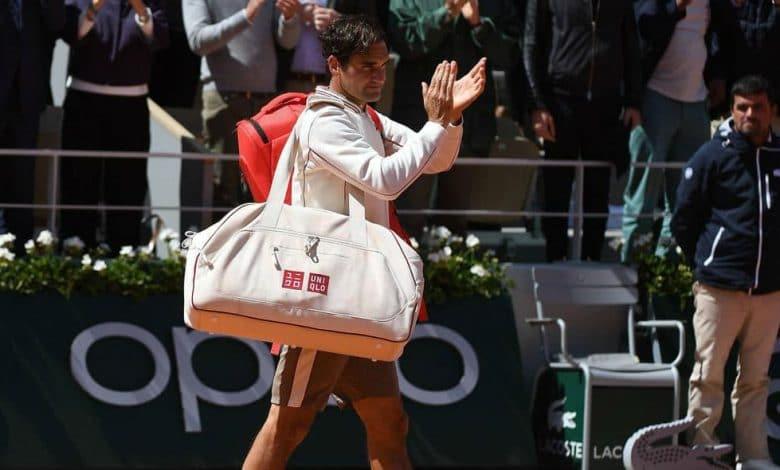 Federer Nadal FO 2019