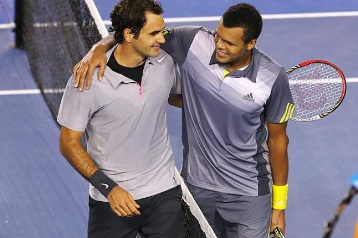 Federer Tsonga