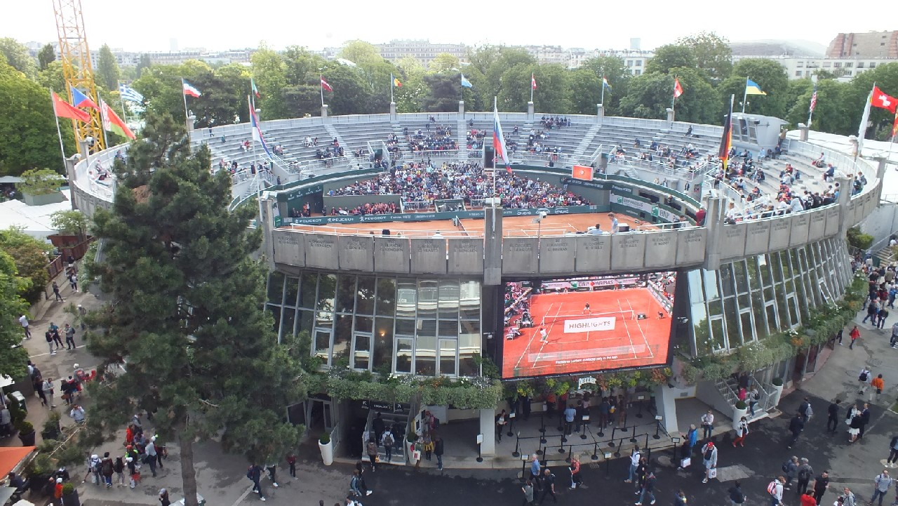 French Open Break