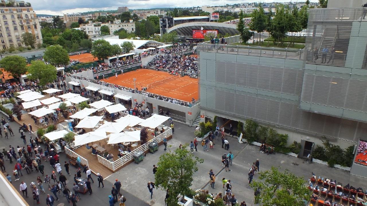 Roland Garros Venue