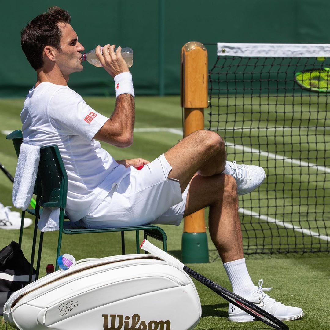 Wimbledon Draw 2019