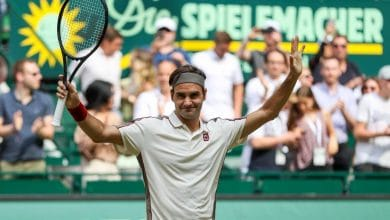 Photo of Federer Routines Hugues Herbert to Make 13th Halle Final