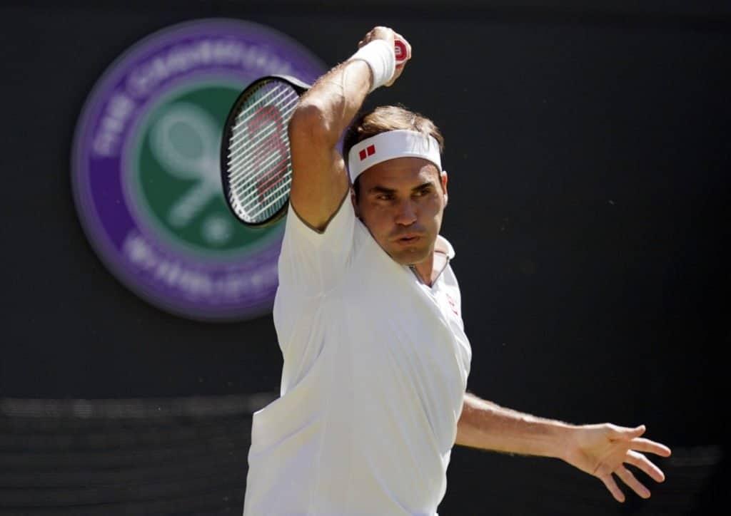 Fed Clarke 2R Wimbledon