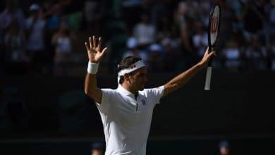 Photo of Federer Cruises Past Clarke into Round Three at SW19