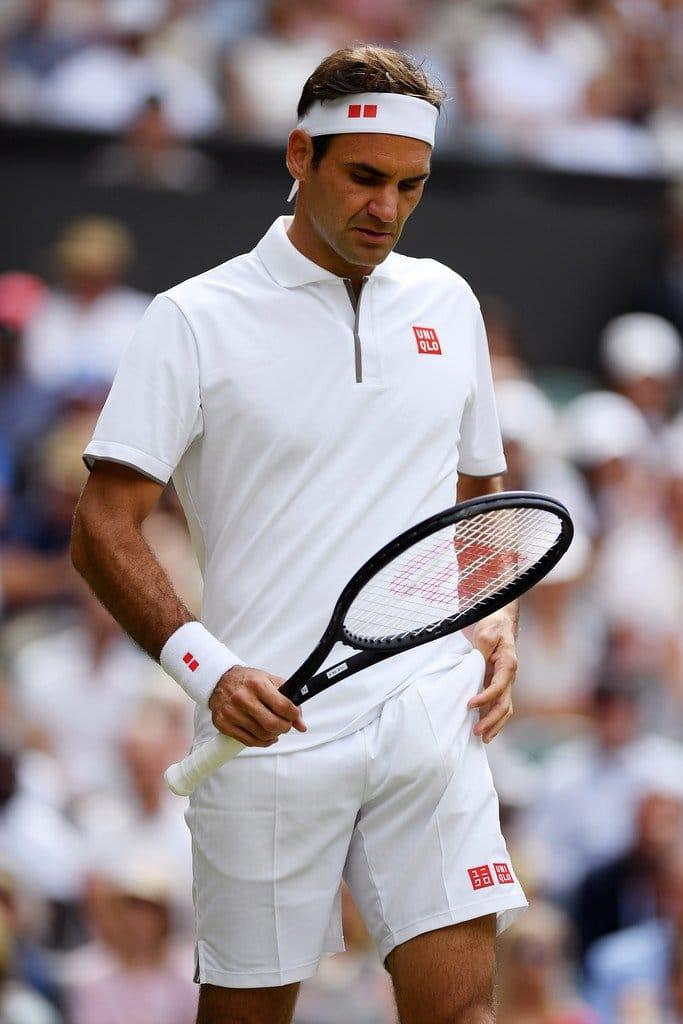 Federer Wimbledon 19 1R