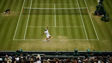 Photo of Federer Moves into Second Week at SW19 with Straight Sets Win