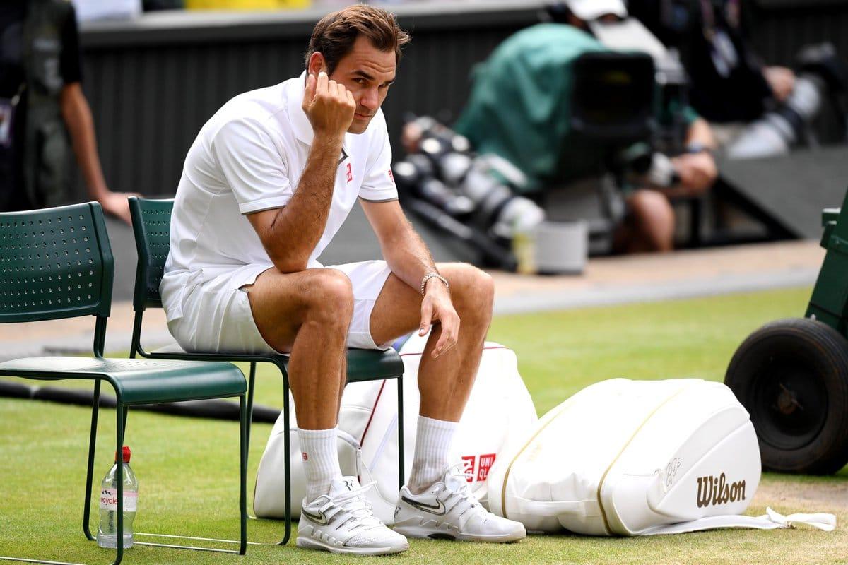 Federer Wimbledon Final 2019