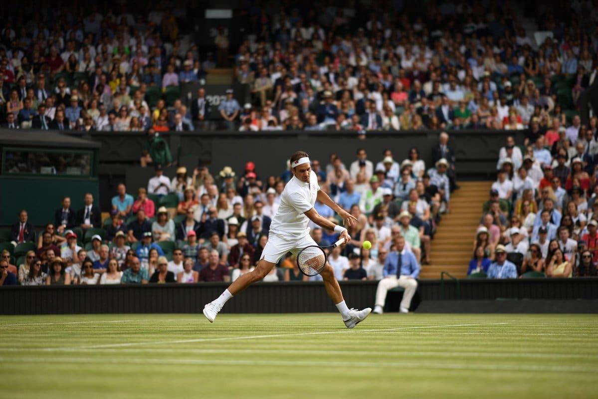 Federer Wimbledon Pouille