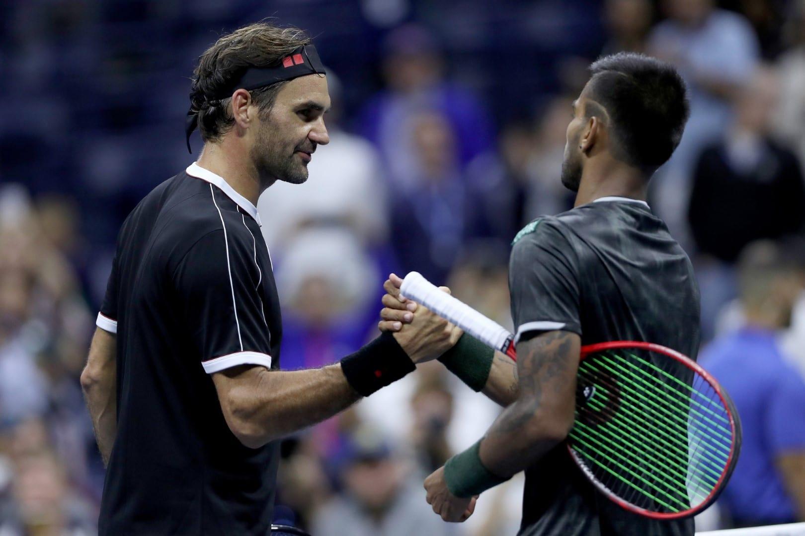 Federer Nagal 1R