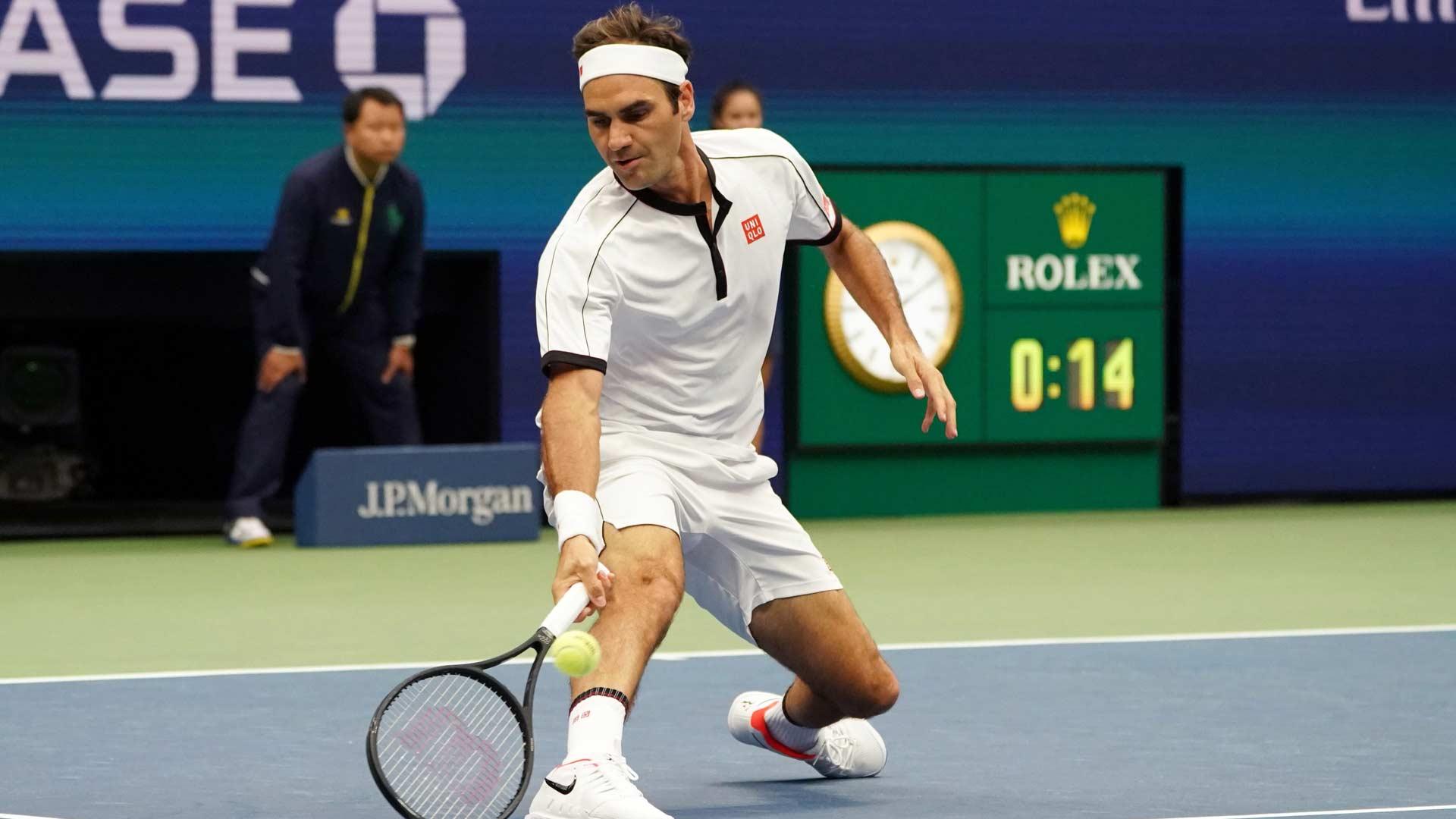 Federer US 2R 2019