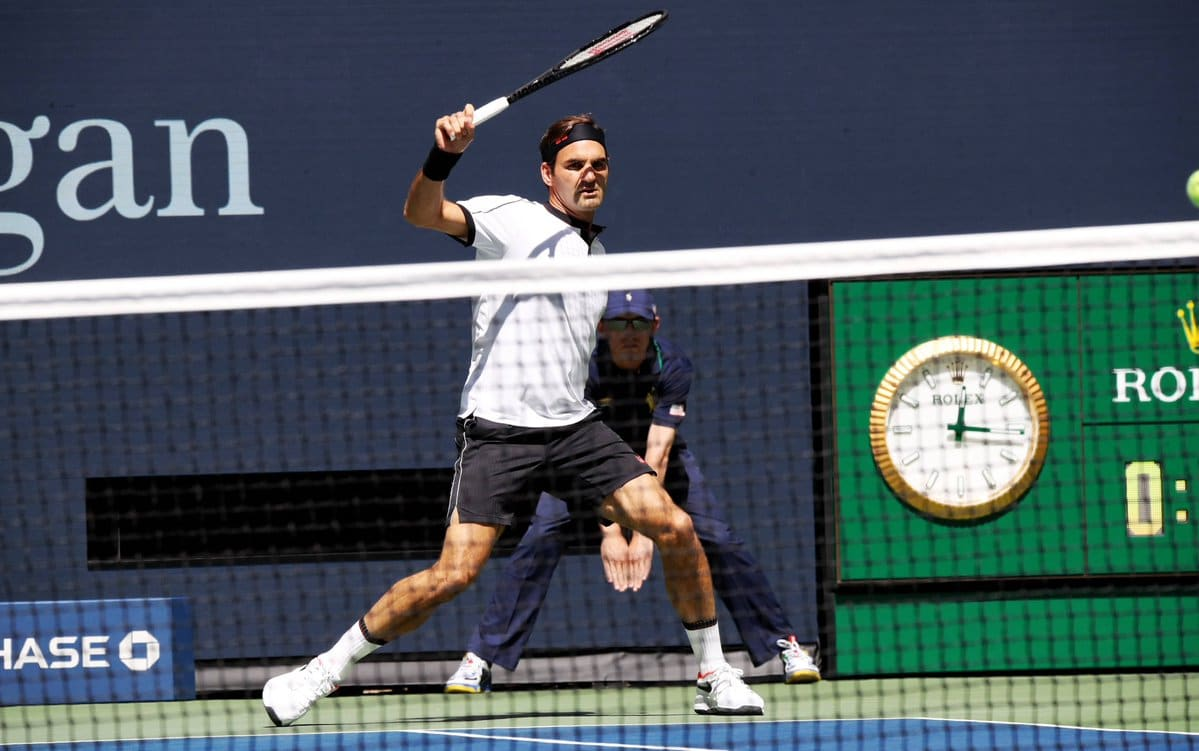 Federer USO 3R 19