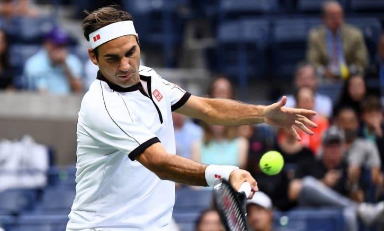 Federer Dzhumur USO 2019