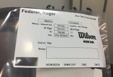 Photo of Hybrid Stringing – Roger Federer's Stringing Method of Choice
