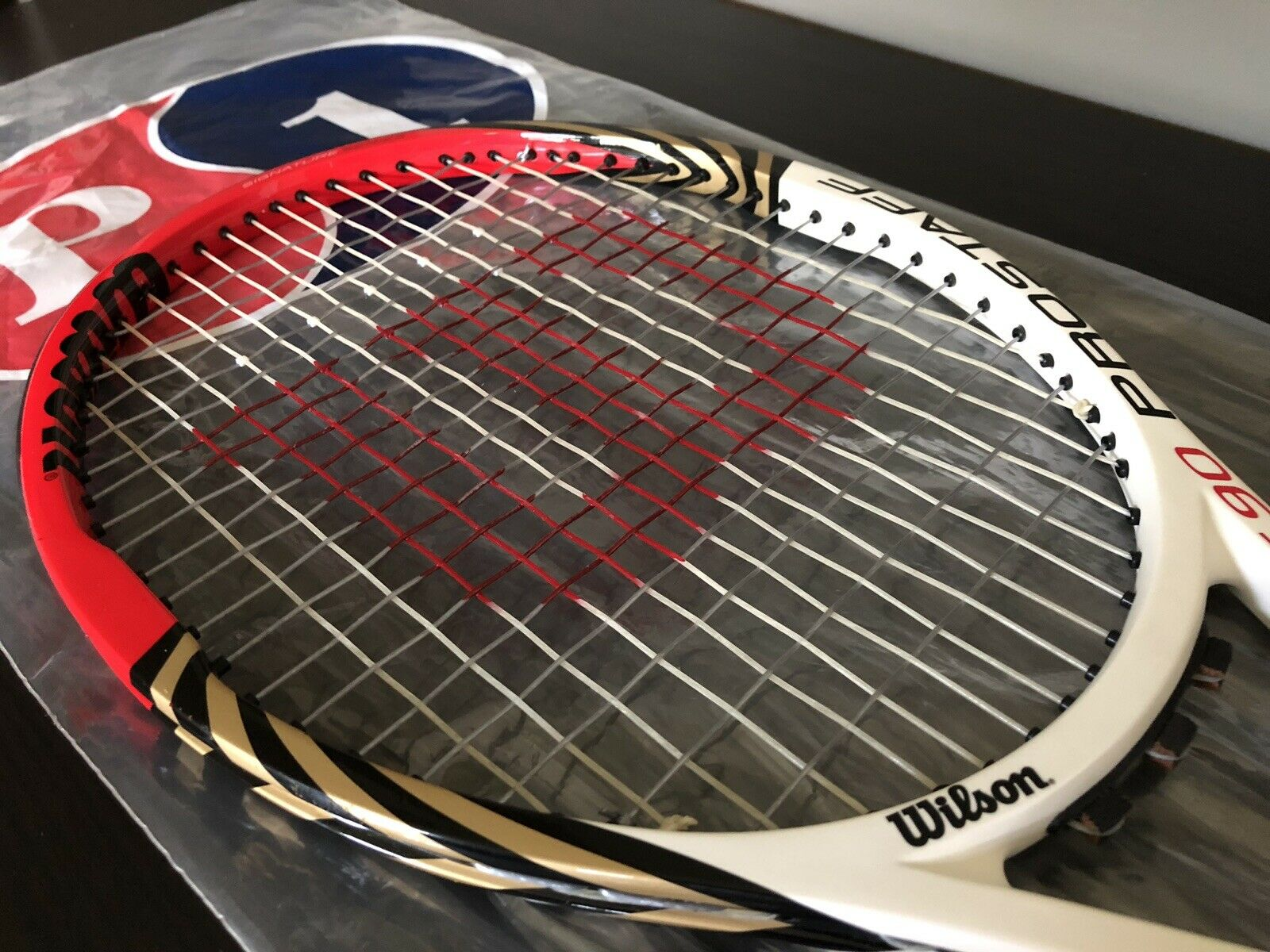 Federer 90 sq inch racquet
