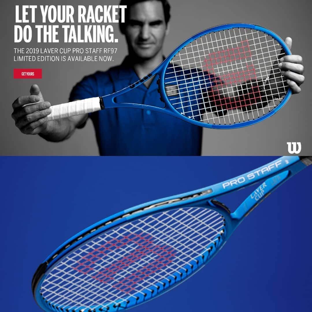 Federer Blue RF 97